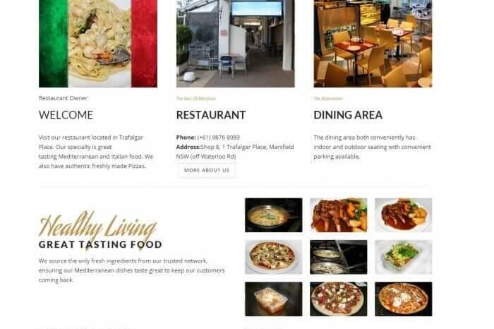 marsfield restaurant