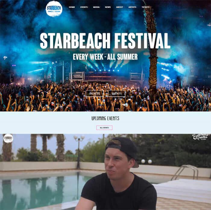Starbeach Festival